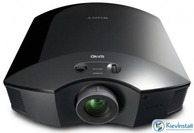 Проектор для домашнего кинотеатра ч.4- Sony VPL-HW45ES