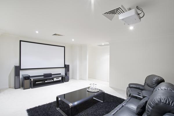 Установка проектора и экрана: правила установки проектора и экрана