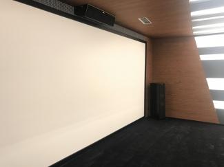 Домашний кинотеатр в частном доме (Козин, Киевская обл.)