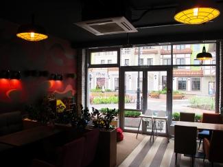 Ресторан в Вишневом (ЖК Акварели)