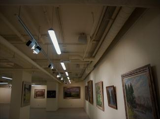 Озвучивание галереи (Подол, Киев)