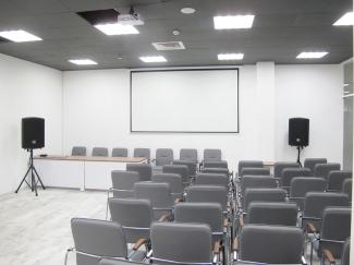 Интерактивное и проекционное оборудование в учебном центре (Кривой Рог)