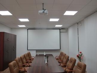 Переговорная комната в офисе компании (Киев, ул. Сечевых стрельцов )