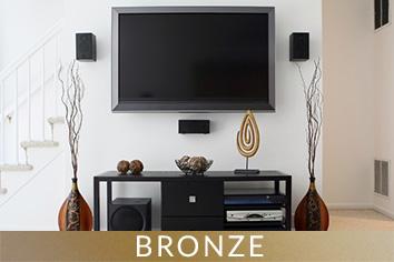 Проектирование домашнего кинотеатра Bronze