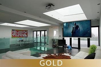 Проектирование домашнего кинотеатра Gold