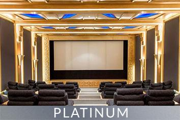 Проектирование домашнего кинотеатра Platinum