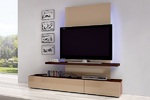 Настольная установка и настройка телевизора