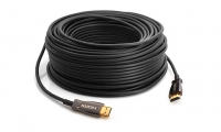 TTAF HDMI 2.0 18 Gbs AOC Cable 24K Gold 30m