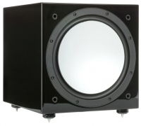 Monitor Audio Silver W12 Black Gloss
