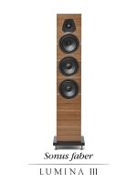 Sonus Faber Lumina III Walnut