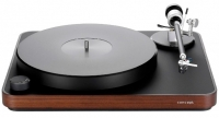Clearaudio Concept (MM) Black with dark wood