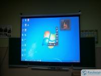 Проекционный комплект для школы или офиса 12