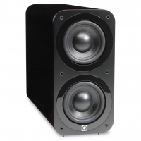 Q Acoustics 3070S Black Leather