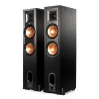 Klipsch R-28PF Powered Floorstanding Speakers