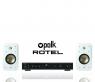 Rotel A10 + Polk Audio Signature S20