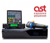 Комплект караоке AST-50 BASE