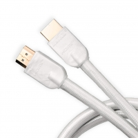 JenTech HDMI HIGH SPEED ETHERNET WHITE 5м