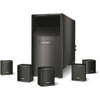 Bose Acoustimass 6 V Black