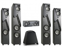 JBL STUDIO 190/180 PACK Black