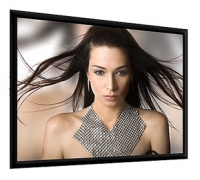 Adeo Screen Plano Velvet Reference White 237x141
