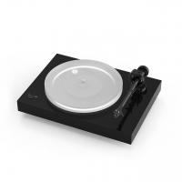 Pro-Ject X2 2M-Silver Piano Black