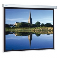 Projecta Compact electrol 129x200 Matte White